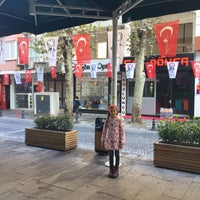 Photo taken at Postane Caddesi by Tuqce A. on 10/29/2017