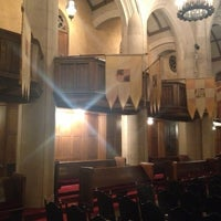 Photo taken at Masonic Temple by Leslie B. on 10/11/2012