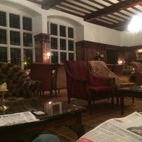 Photo taken at Greenwoods Hotel & Spa Resort by Michael B. on 4/23/2014