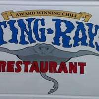 Photo taken at Sting-Rays Restaurant by Larry G. on 11/20/2012