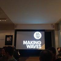 Photo taken at Making Waves by Fredrik H. on 3/6/2014