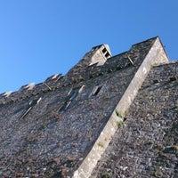 Photo taken at Rock of Cashel by Bernard G. on 6/9/2013