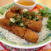 Photo taken at Tastes Of Vietnam by Joy L. on 12/2/2015