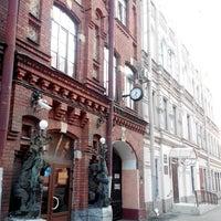 Photo taken at Достоевского, 44 by Марина В. on 4/20/2014