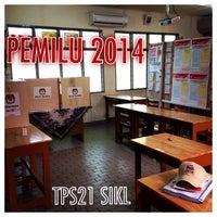 Photo taken at Sekolah Indonesia Kuala Lumpur by PakCik S. on 4/6/2014