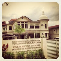 Photo taken at Sekolah Indonesia Kuala Lumpur by PakCik S. on 8/3/2013