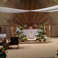Photo taken at St. Francis of Assisi Catholic Church by Dean A. on 3/30/2013