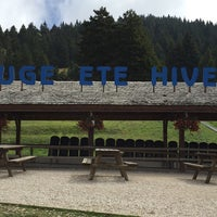 Photo taken at Luge Été Hiver by Mohammed A. on 9/20/2015