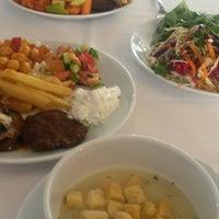 Photo taken at Gypsophila Greek Restaurant by Ebru F. on 10/21/2014