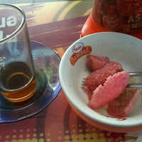 Photo taken at Bakso Mas Yanto by Ardyan D. on 3/16/2013