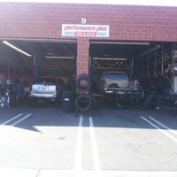 Photo taken at Performance Plus Tire & Auto by Performance Plus Tire & Auto on 3/24/2014