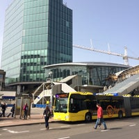 Photo taken at Busstation Centrumzijde by Martin G. on 3/30/2014