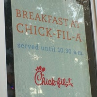 Photo taken at Chick-fil-A by Thomas V. on 9/3/2016