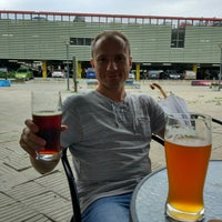 Photo taken at Vilnius Beer Museum by Andrew K. on 7/12/2016