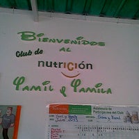 Photo taken at Centro de nutricion Yamil y Yamila by Ender R. on 9/6/2013