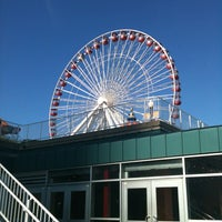 Photo taken at Navy Pier by Noreen S. on 5/16/2013