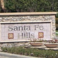 Photo taken at Santa Fe Hills by Santa Fe Hills on 3/24/2014