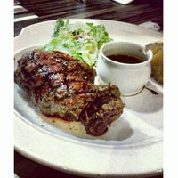 Photo taken at Laman Grill Steak & Bar-B-Que by nabilla n. on 12/29/2012