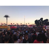 Photo taken at 626 Night Market by Brittany C. on 8/18/2014