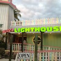 Photo taken at Buzz's Lighthouse Restaurant by Luke H. on 2/5/2013