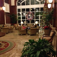 Photo taken at The Ballantyne Hotel by Sean F. on 12/13/2012