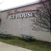 Photo taken at The Gardens Ice House by Sean F. on 1/21/2013