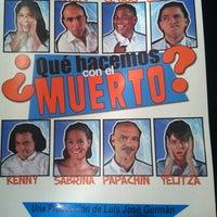 Photo taken at Belllas Artes by Milko L. on 11/25/2012