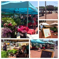 Photo taken at 14th and U Farmer's Market by Matt A. on 6/1/2013