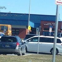 Photo taken at Joppa View Elementary by Juan R. on 3/26/2014