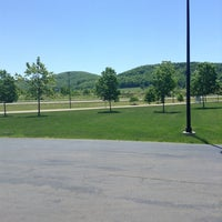 Photo taken at Allegany Rest Stop WB by Trav L. on 5/31/2014