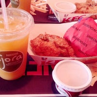 Photo taken at KFC by Wong X. on 5/20/2014