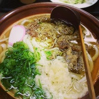 Photo taken at 手打ちうどん 妹尾 by 蘭平 on 11/10/2015