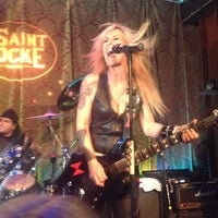 Photo taken at Saint Rocke by Amy🌙 B. on 11/10/2013