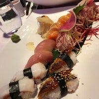 Photo taken at Kimono Sushi Bar by Isabelle N. on 5/6/2017