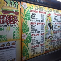 Photo taken at Charlie Burger by Ernest S. on 9/28/2015