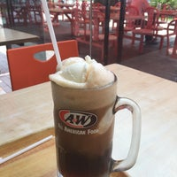 Photo taken at A&W by Ernest S. on 12/29/2016