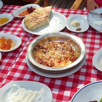 Photo taken at Ottoman A'la Carte Restaurant by Alara K. on 5/21/2014
