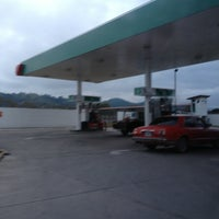 Photo taken at Gasolinera Puma by Franky C. on 1/18/2013