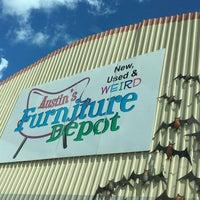 ... Photo Taken At Austinu0026amp;#39;s Furniture Depot By Patrizio On 8/ ...