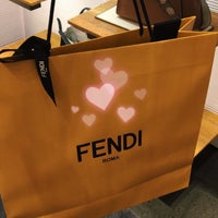 Photo taken at FENDI by Ghada Alrajhi on 5/16/2017