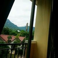 Photo taken at Home & Hill Resort Nakonnayok by MadamPui on 7/22/2013