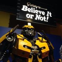 Photo taken at Ripley's Believe It Or Not by Kenn M. on 5/10/2016