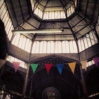 Photo taken at Mercado de San Telmo by Willy on 6/8/2013