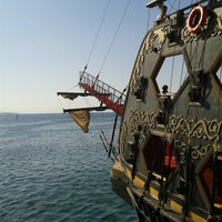 Photo taken at tekne club by Özge EcE Y. on 8/5/2014