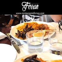 Foto tomada en Restaurante Ferran por RestauranteFerran B. el 7/24/2017