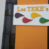 Photo taken at Los Teke's by Nestor R. on 5/18/2014