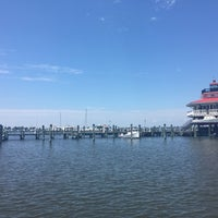 Photo taken at The Choptank River Lighthouse by Irena P. on 7/15/2016