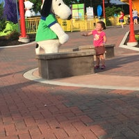 Photo taken at Camp Snoopy by Trisha on 6/4/2015