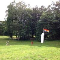 Photo taken at Kinver Scout Training Camp by David G. on 8/21/2014
