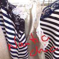 Photo taken at La Malle Couture by alexandrine C. on 3/25/2014